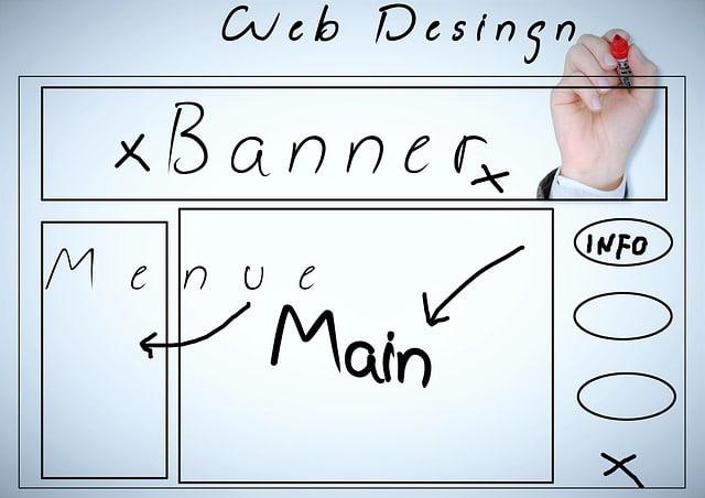 תכנון עיצוב אתר