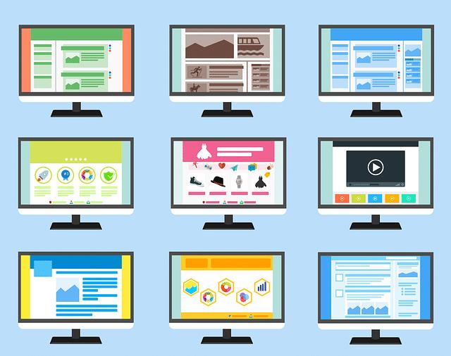 אפשרות לעיצוב אתר מתבנית בזול